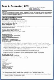 Sample Lpn Resume Objective Lpn Resume Examples Pointrobertsvacationrentals 48
