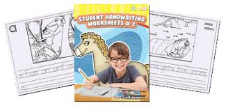 You will find the fun fonix series but much more than that on this site. Student Handwriting Worksheets A Z Zoo Phonics