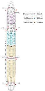 Airbus A340 500 Seating Chart Described Airbus Industrie A340 Seating Chart Iberia Air