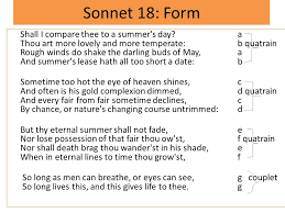 sonnet essay commentary and comparison on sonnet 116 and 73 gcse english