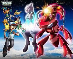 Pokemon Movie 16 Genesect and the Legend Awakened (Screen Point) – Toons Ki  Duniya