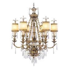 gold leaf chandelier light vintage gold leaf livex lighting chandeliers 8806 65 64 1000 plans