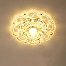 Đèn Trang Trí Kiểu Đèn LED Trần TOMATOLL Đèn Chùm Phòng Khách Pha Lê Hiện  Đại Dùng Cho Lối Đi Đèn Hành Lang Bóng Đèn 5W Đèn Led Trang Trí Phòng