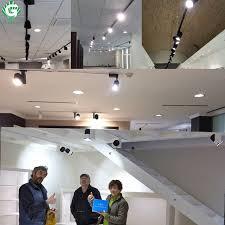 kitchen rail lighting. GO OCEAN Track Lighting Lights Black White Shoe 20W LED Light Rail Spotlight Kitchen