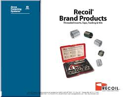Recoil Brand Products Maryland Metrics Pages 1 50 Text