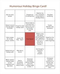 Office Bingo Printable Office Bingo Free Holiday Card Cards Vuthanews Info