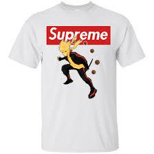 Supreme Naruto Youth Kids T Shirt The Geek Gifts