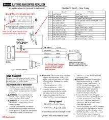 electric brake controller wiring diagram wiring diagrams electric brake controller wiring diagram nodasystech