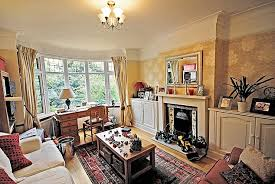 BEFORE: When Helen saw Bevs living room it was so cluttered she couldn