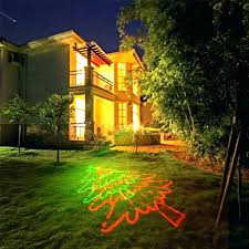 plug in outdoor spotlight plug in landscape spotlight us plug 8 patterns projector moving landscape light