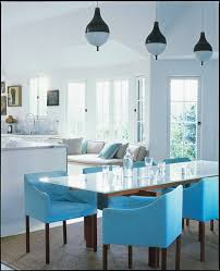 blue dining room chairs. Blue Dining Room Chairs For Bold Interior Lovers | Design Ideas \u0026 Furniture Reviews S