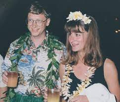 It's Bill Gates' birthday, and as usual, his wife Melinda shared the best  picture on Instagram - GeekWire