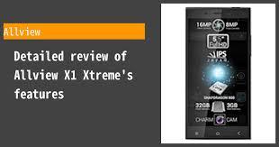 Allview X1 Xtreme ...