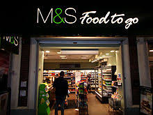 an m s food to go in sutton station sutton london