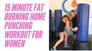3 best punching bag workouts for women