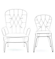 How To Draw A Chair Also Office Simple Chair Drawing Cad D S How To