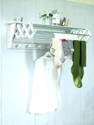 laundry drying racks wall mounted accordion drying rack wall mount wall mounted drying rack wardrobe racks