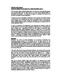 assess the evidence for and against the media imperialism theory page 1 zoom in