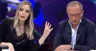 Fatih Altaylı Hande Sarıoğlu ile tartıştı, stüdyoyu terk etti - Dailymotion  Video