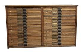 cabinets antique hamilton printer s cabinet