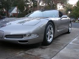 2000 Chevrolet Corvette c5 convertible – pictures, information and ...