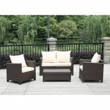 brown jordan northshore patio furniture. 4piece brown wicker resin patio furniture set w beige cushions jordan northshore n