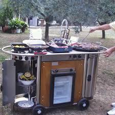Cuisine Professionnelle En Inox Compacte Mobile Bongos Tcs