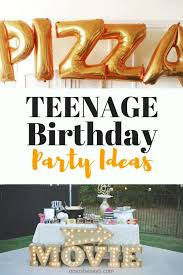 16 age birthday party ideas that ll make you the coolest pa on the block