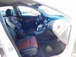 2011 Used Chevrolet CRUZE 4dr Sedan LT w/2LT at Honda of ...