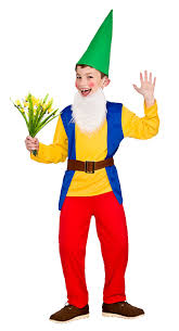 funny garden gnome costume boy s world book day fancy dress costumes mega fancy dress