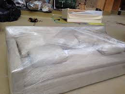 Plastic Furniture Wrap Furniture For Moving Choose Your Wrapping Materials Wisely Dr Sofa