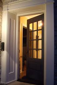 Contemporary Open House Door Is Of All The Parts This Old Intended Concept Ideas