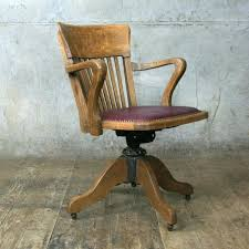 antique wood office chair. Antique Tiger Oak Desk Chair Design Ideas For Office . Wood