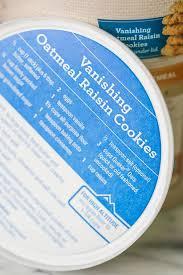 quaker oatmeal cookies recipe