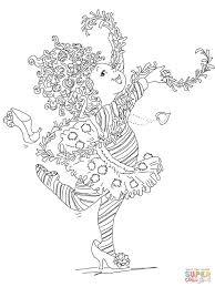 Small Picture Fancy Nancy Super Coloring Stempelmotiv Pinterest Fancy