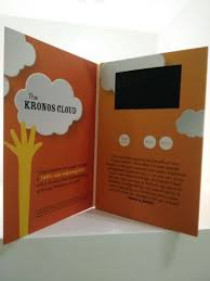 Brochure Mailer China Advertising Player Lcd Video Brochure Video Mailer 4 3 Inch