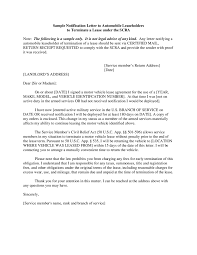 Lease Termination Letter Templates - Tier.brianhenry.co