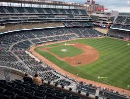 Target Field Concert Seating Chart With Seat Numbers Target Field Section 304 Seat Views Seatgeek