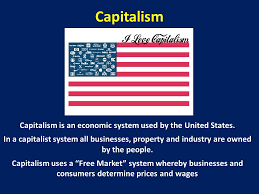 political and economic systems ppt video online  23 capitalism is