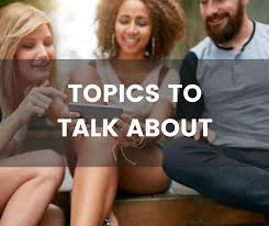 101 topics to talk about find the