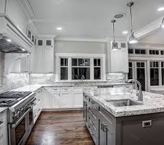 Modern kitchens Interior Contemporarykitchenwhiteicegranitecountertopsmodernkitchen Hgtvcom Modern Kitchen Design 50 Stylish Dream Kitchen Interior Ideas