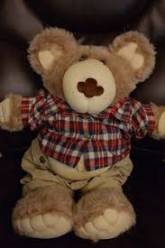 "Plush London England <b>Souvenir</b> Bear Awnhill Brown 10"" | Cuddle ..."