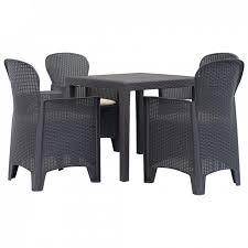 sonata outdoor dining set 5 pieces