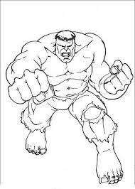 Disegni Da Colorare Hulk 13 Disegni Da Colorare Hulk