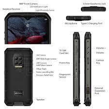 Ulefone Armor 9E Helio P90 Octa-core 8GB + 128GB Android 10 Điện Thoại Di  Động IP69K 64MP Camera NFC 6600MAh Phiên Bản Toàn Cầu Điện Thoại Thông Minh  / Điện thoại di động