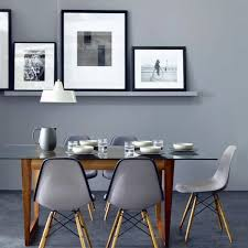 farben 30 interior design ideas for wall paint in shades of gray trendy color