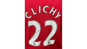 Arsenal squad numbers during the premier league era. Clichy S Official Arsenal Signed Shirt 2010 11 Charitystars