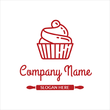 Free Cupcake Logo Designs Designevo Logo Maker