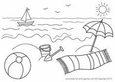 Small Picture Summer Coloring Pages Kindergarten Coloring Pages