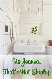 Kitchen And Bath Design Courses Delectable No Joanna That's Not Shiplap The Craftsman Blog